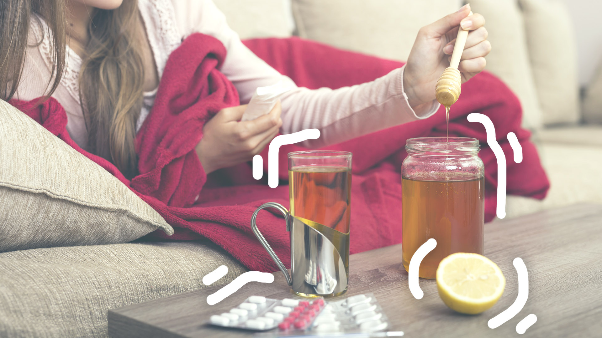 Where To Find Sore Throat Remedies, From Your Kitchen Pantry